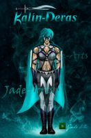 Kalin-Deras OC by jade-arts