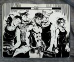 #310 Street Fighter by 365-DaysOfDoodles