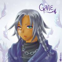 Gale coloured by christon-clivef