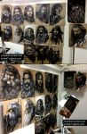 Company of Thorin Oakenshield by evankart