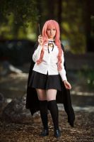 Louise the Zero by OscarC-Photography