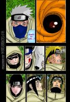 Naruto 396 Page 01 Colored by F3D3RICO15
