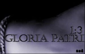Gloria Patri 1:3 by angeljunkie