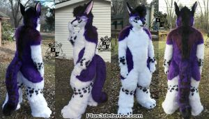 Kittani Fullsuit by Plus3Defense