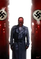 Red Skull by doriefs