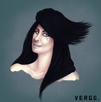 VERGE. : Single Layer Practice by heilei