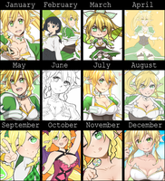 2015 summary waifu version by HatoriKumiko