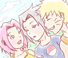 Request - Team 7 by SweetDuke