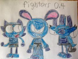 Fighters 0.4 by thedrksiren