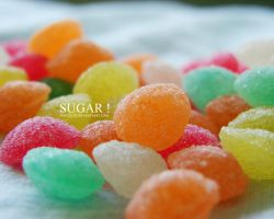 Sugar Wall by pincel3d