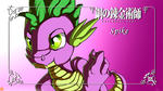 FullMetal Pony - Spike by Neko-me