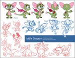 Iddle Dragon by FablePaint