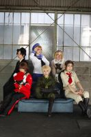 Hetalia  Commonwealth of Nations by azuooooo