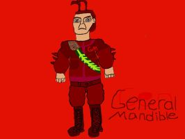 Humanized General Mandible 2 by FemaleJester1212