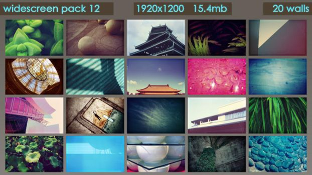 widescreen pack 12 by ether