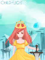 Child of Light by huieii