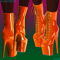 New heels by chatterHEAD