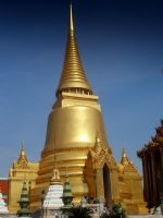 Grand Palace Bangkok by Stephanie4
