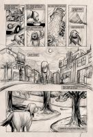 LOST DOG page FIVE by mdavidct