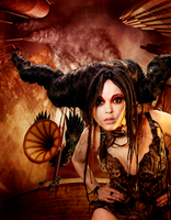 Surreal Steampunk by Standoutloud