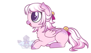 Easter themed Pegasi adopt auction (SOLD) by Crystal-Comb