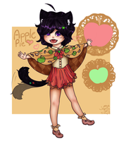 Apple Pie by SweetCatMint