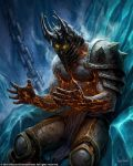 Bolvar the Lich King. by Arsenal21