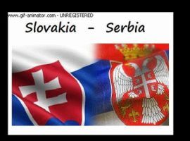 History of Slovakia-Serbia relations by Rodegas