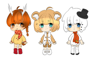 11-13 December Adopts [OPEN] by Sammy-Shota-Prince