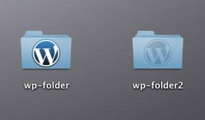 Wordpress folders by jasonh1234