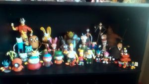 Miscellaneous Cartoon Figures by SquirrelCat1998V2