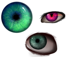 Eye Batch 2 by 3o2