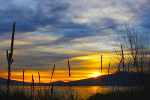 Klamath Sunset by Thundercatt99