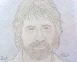 Chuck Norris by EmmaCoyle195