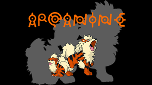 Arcanine Background by JCast639