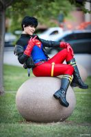 Best of the 90's - Superboy by SilverShadeCosplay
