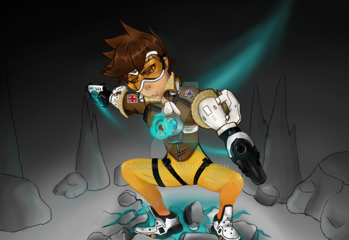 tracer by mildprince