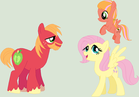 My Headcanon Future: Fluttershy by Lost-Our-Dreams