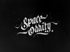 Space Oddity by mariovogfx
