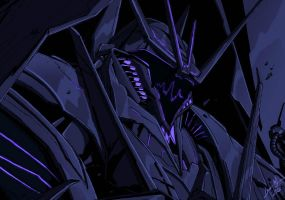 TFP Soundwave colors by BDixonarts