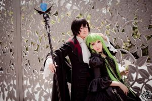 Sanctuary of Geass by shiroin