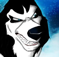 Steele from Balto Movie by DisneysCherry