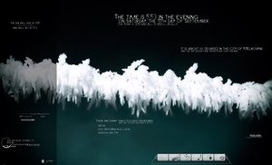 current desktop as of 9.11.10 by soulspin