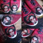 Muerte Shoes by MadCandies