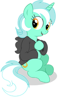 Hoodie Lyra by FiMvisible