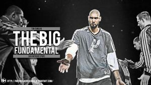 Tim Duncan wallpaper by michaelherradura