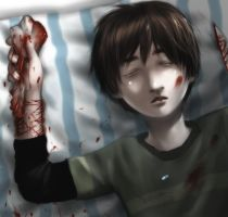 little boy lost by Murata