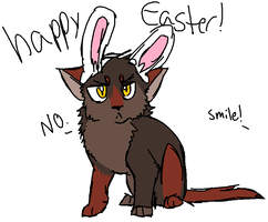 Happy Easter! by LordMuffinX3