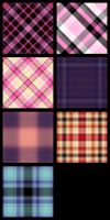 Plaid Pattern by krystalamber2009