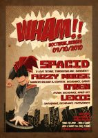 WhamPoster by Kloudhandz
